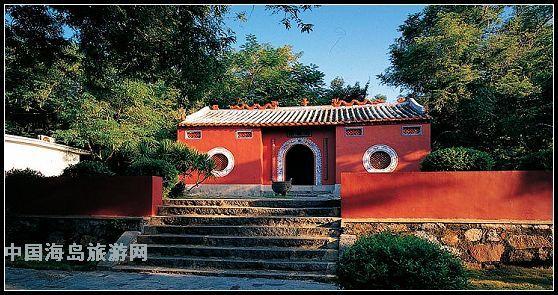 中国海岛旅游网 海南岛 蜈支洲岛 >> 正文   蜈支洲岛妈祖庙