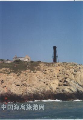西洋岛上的老灯塔(图片)