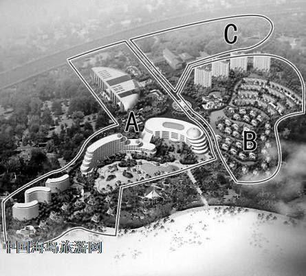 平潭翡翠湾国际度假村-平潭县五星级酒店[中国海岛网