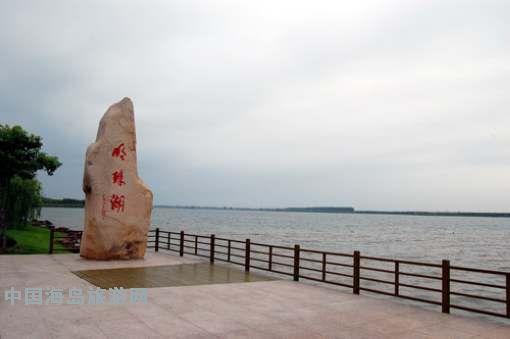 崇明岛最大的天然淡水湖公园——明珠湖公园