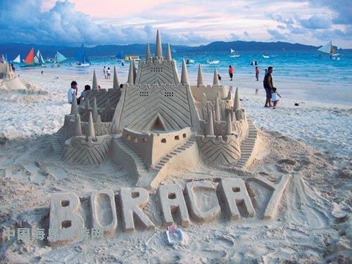 在众多的东南亚海岛中,如果要选出最美的沙滩,菲律宾的长滩岛