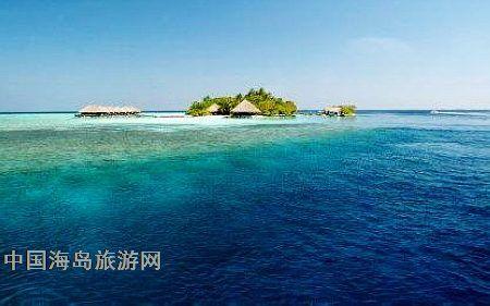 马尔代夫瓦度岛,最佳的潜水圣地[中国海岛旅游网]