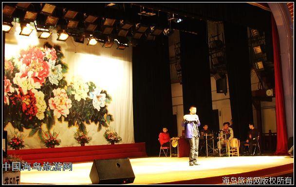 大连和平大剧院,在大连欣赏传统二人转艺术!