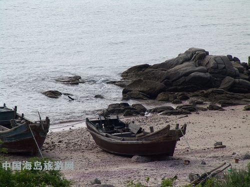 小管岛的原始风貌图片