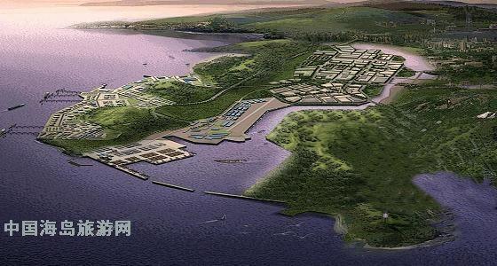 大连长兴岛——大连最大的海岛