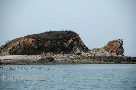 海王九岛图片—见证自然界的鬼斧神工