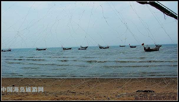 凤鸣岛渔家女谈捕鱼[中国海岛旅游网]