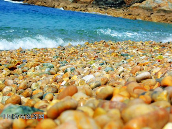 大耗岛大泡子鹅卵石海滩,让美丽产生价值[中国海岛网