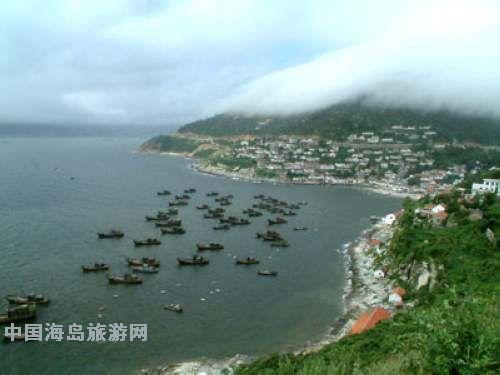 连岛海滨旅游度假区是国家级风景名胜